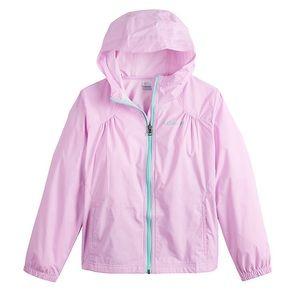 Columbia Rain-Zilla Lightweight Rain Jacket